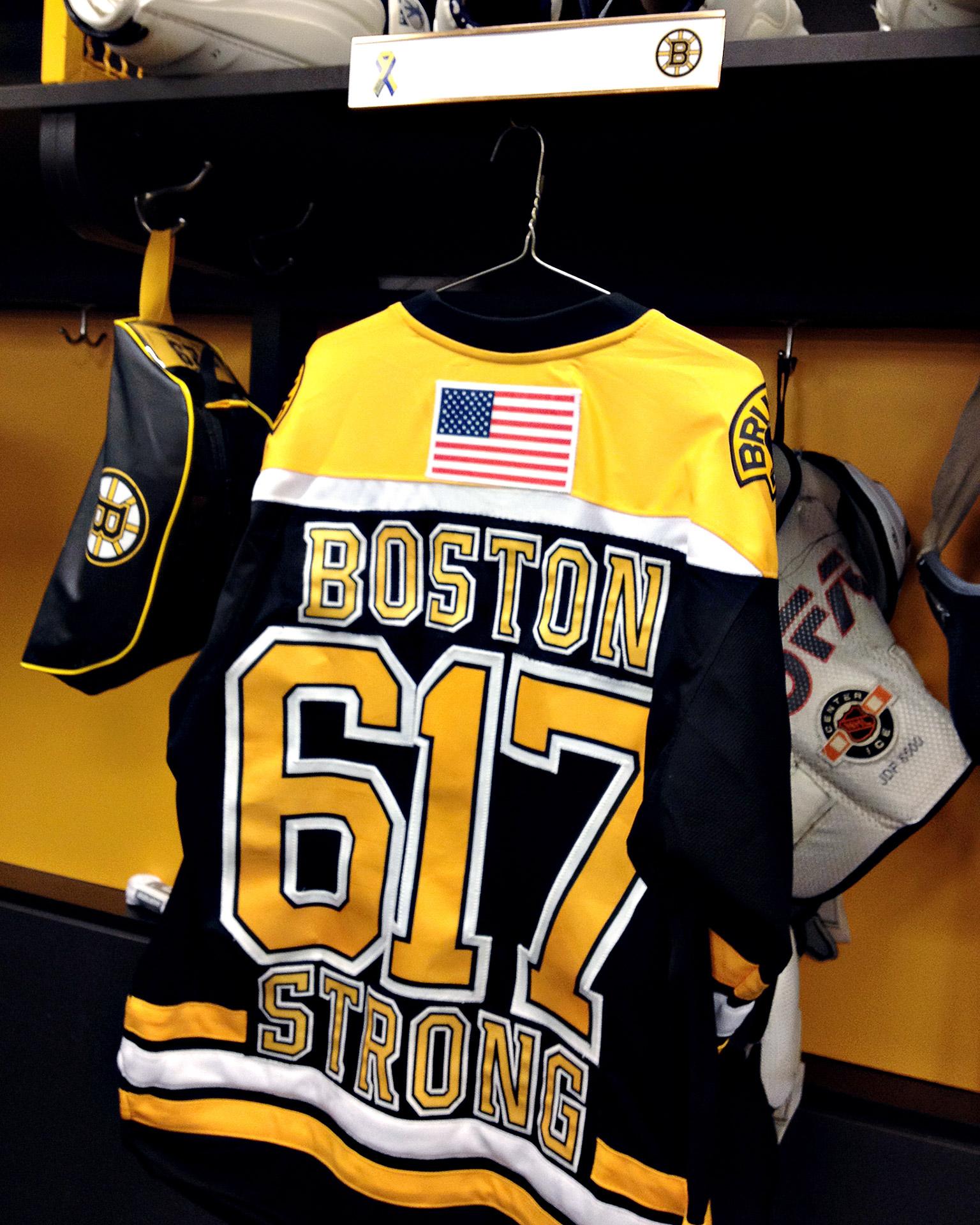 Boston Strong Bruins