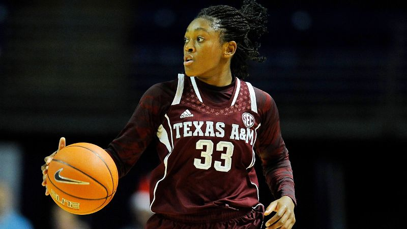 Courtney Walker (pictured) and the Aggies dive into their second SEC schedule without a signature win, falling to Texas, Syracuse, Penn State and St. John's, all away from the confines of Reed Arena. Winning on the road is a must in the SEC. -- Michelle Smith (Photo: Rich Barnes/USA TODAY Sports)