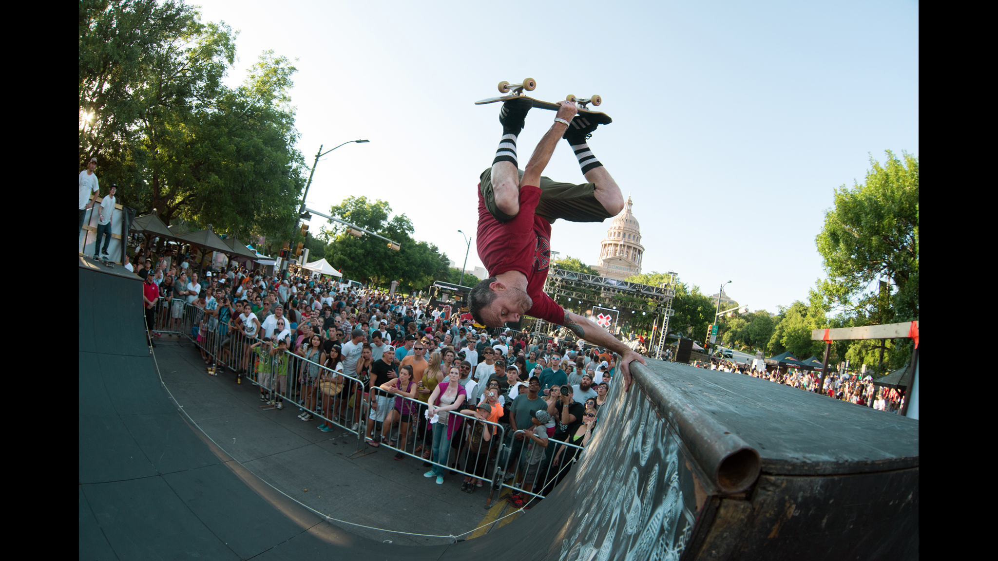 X Games moves to Austin