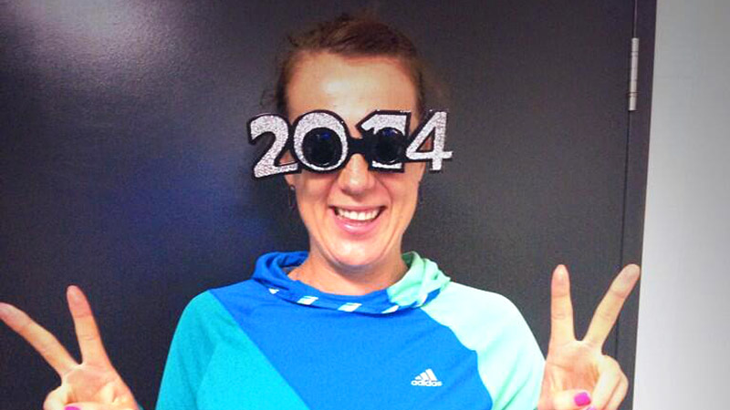 Anastasia Pavlyuchenkova is vowing to win, win, and win in 2014.