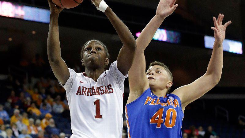 Exceeding expectations: Arkansas (13-0)