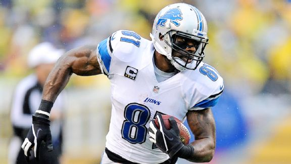 Unsurprisingly, Calvin Johnson is the best NFL receiver at multiple route types.