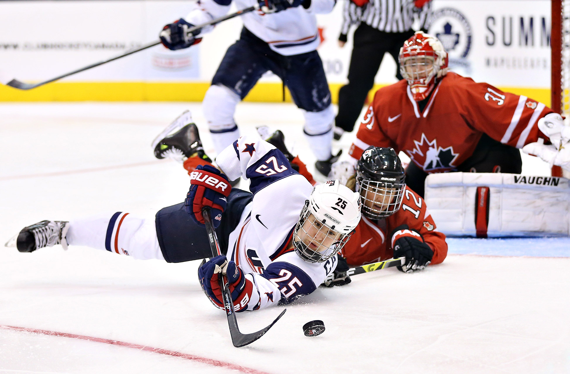 Team USA Hockey