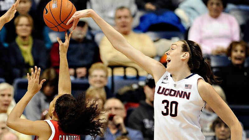 If playing your best games in the biggest games is defined as clutch, then Stewart fits the bill as well as anyone in the country. Just look at what she did in last year's NCAA tournament, peaking to the tune of 104 points in six games to lead the Huskies to the national title. br -- iespnW's Michelle Smith/i