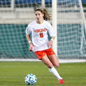NCAA Wome'ns Soccer: After CONCACAF qualifying this weekend, Morgan Brian will return to Virginia and try to lead the Cavaliers to a national championship, about the only soccer prize that's eluded her thus far.