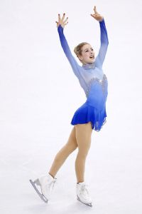 Gracie Gold won this year's national title after finishing second to Ashley Wagner in 2013.