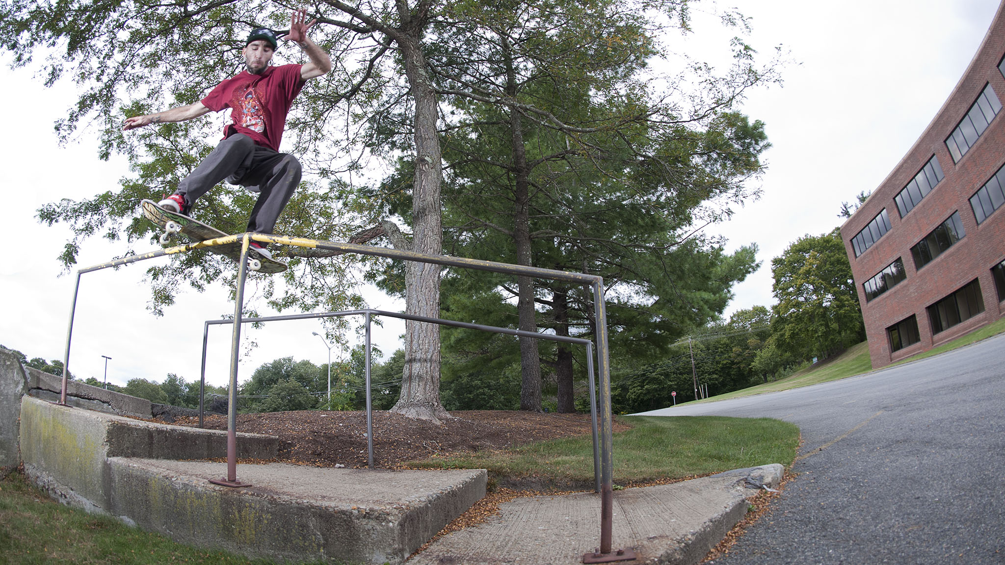 Anthony Shetler, gap to lipslide.