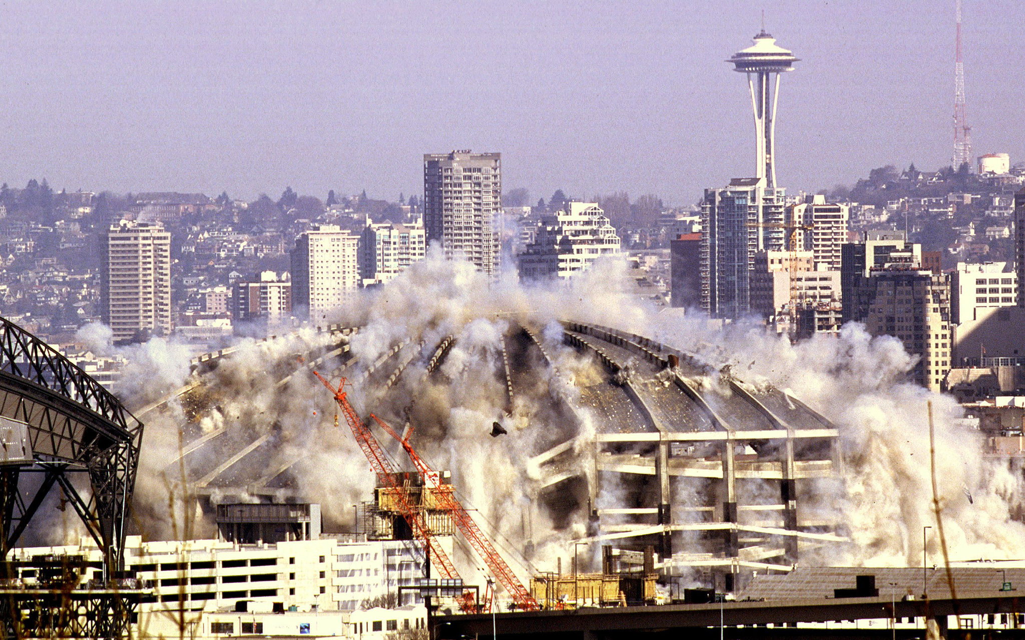 The Kingdome: 1976-2000