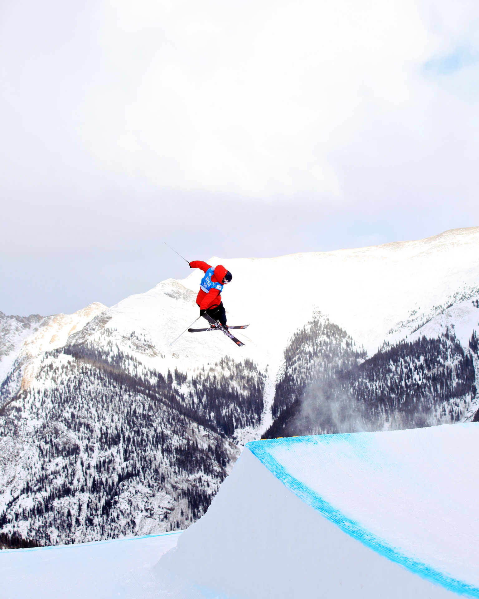 Nick Goepper dominated in 2013, and he's started the 2014 season in style, winning Dew Tour Breckenridge and finishing second at the Grand Prix in Copper.