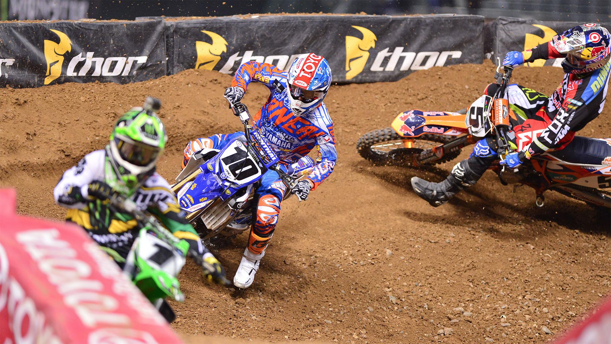 No. 4 Justin Brayton