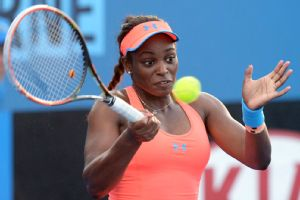 Sloane Stephens hired Roger Federer's ex-coach to try to get to the next level.