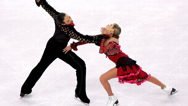 Partners Tanith Belbin and Benjamin Agosto became the first Americans to medal in ice dancing in 30 years when they took home the silver medal at the 2006 Turin Games. Born in Canada, Belbins attempt to become an American citizen before the Olympics was helped by Congress. Signed by President George W. Bush, a Congressional act was passed in December 2005 and Belbin became a naturalized citizen. Belbin and Agosto continued to compete together after their success in Turin and won a silver medal at the 2009 world championships and placed fourth in the 2010 Vancouver Olympics. They retired in June 2010 but still perform together in ice shows. Belbin has worked as a commentator on Skating with the Stars and for Universal Sports. Agsoto works as a coach and choreographer. (Photo: Clive Rose/Getty Images)