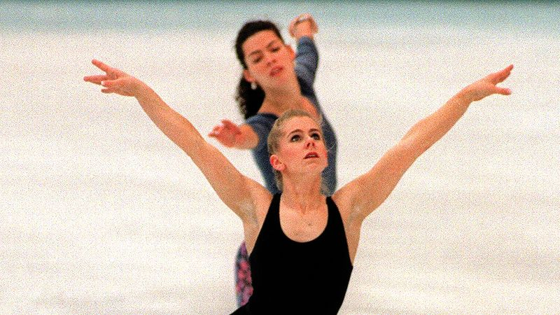 Nancy Kerrigan vs. Tonya Harding