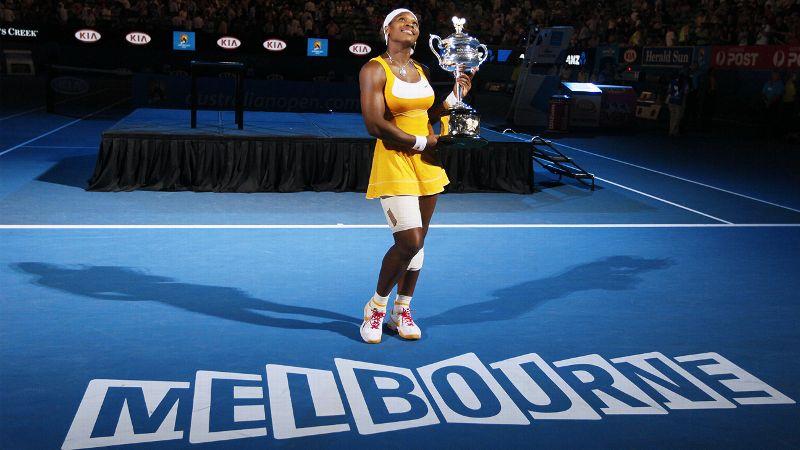 12. 2010 Australian Open