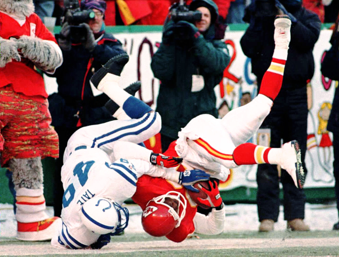 Colts and Chiefs