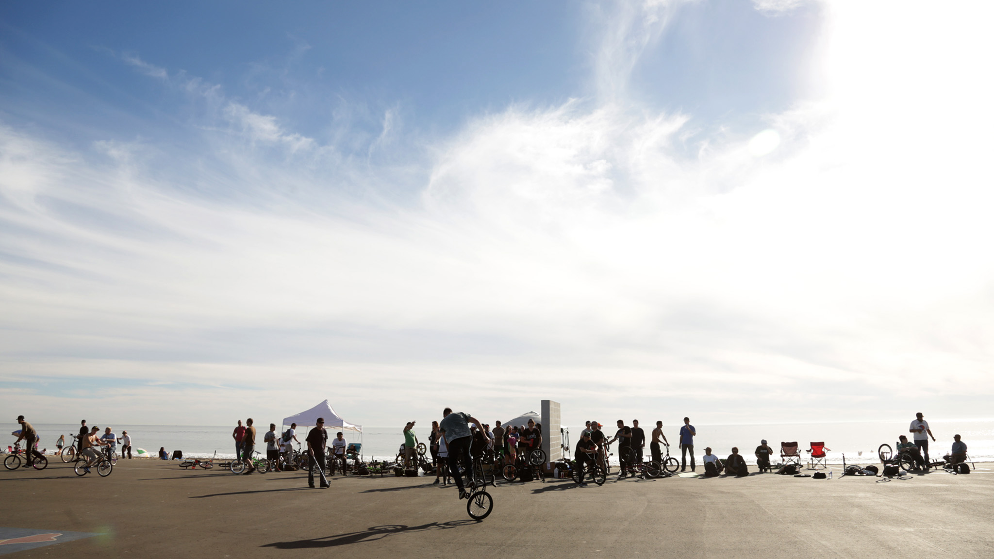 One Love BMX Jam -- Newport Beach, Calif.