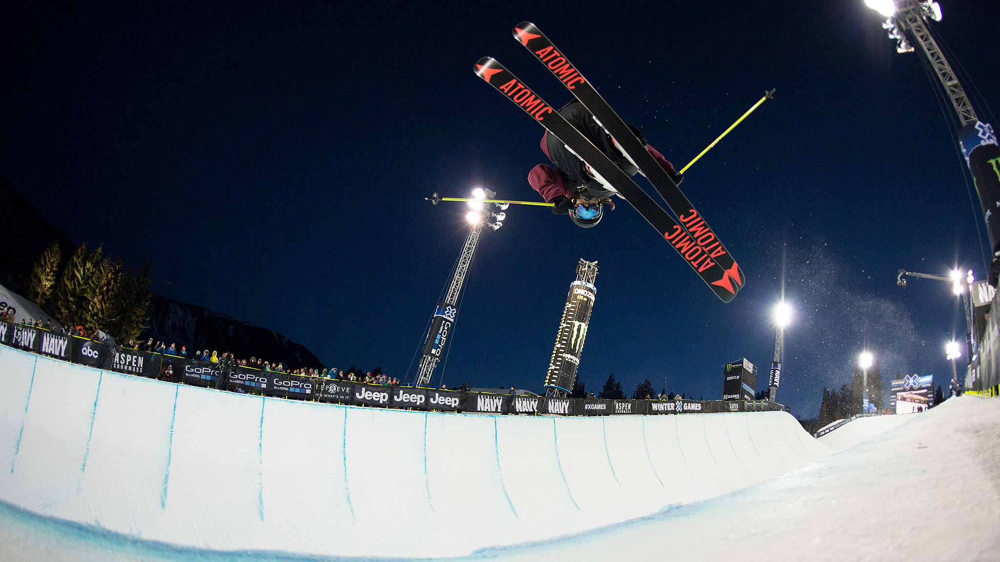 Ayana Onozuka, Ski SuperPipe