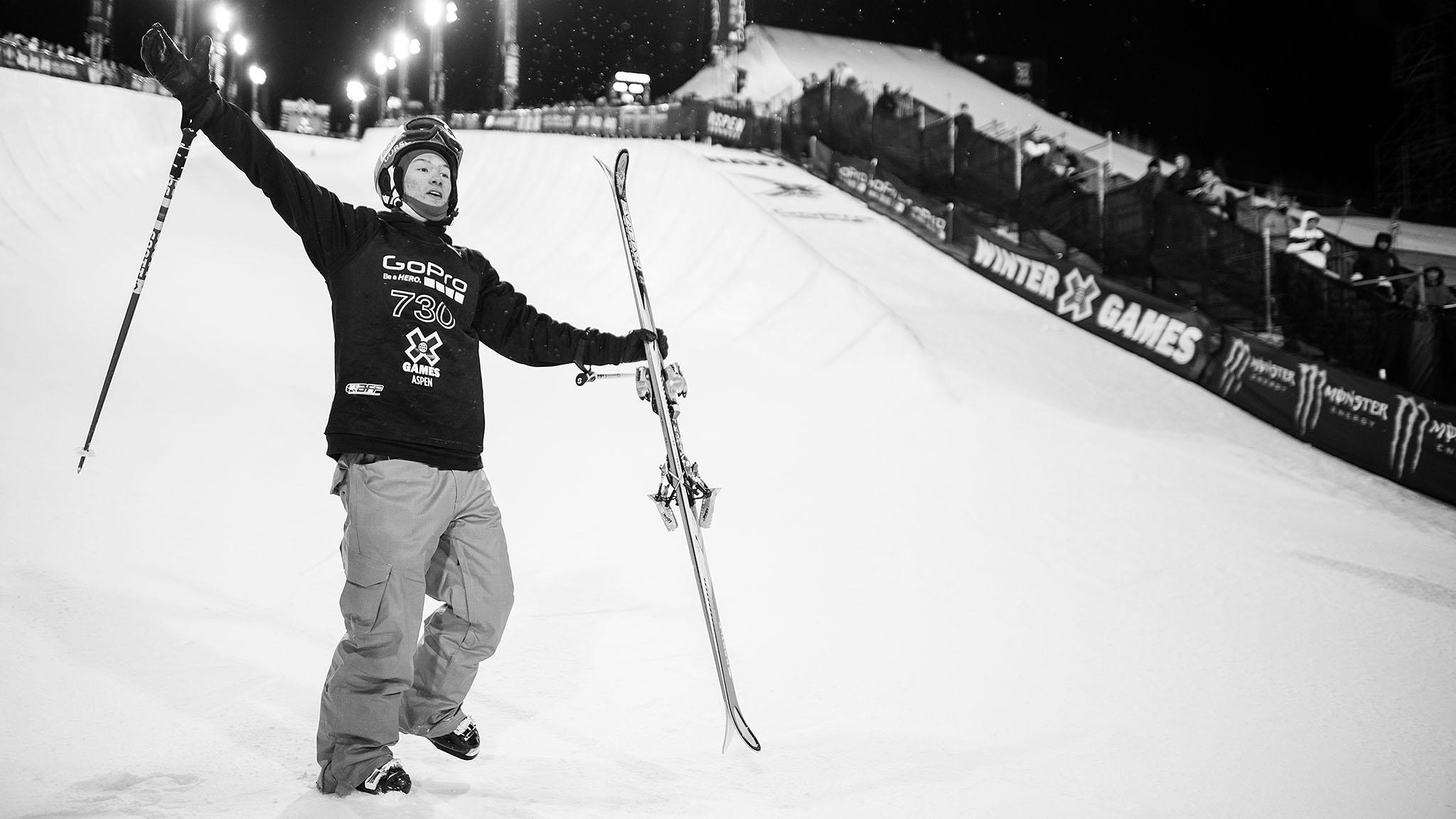 Alex Ferreira, Ski SuperPipe
