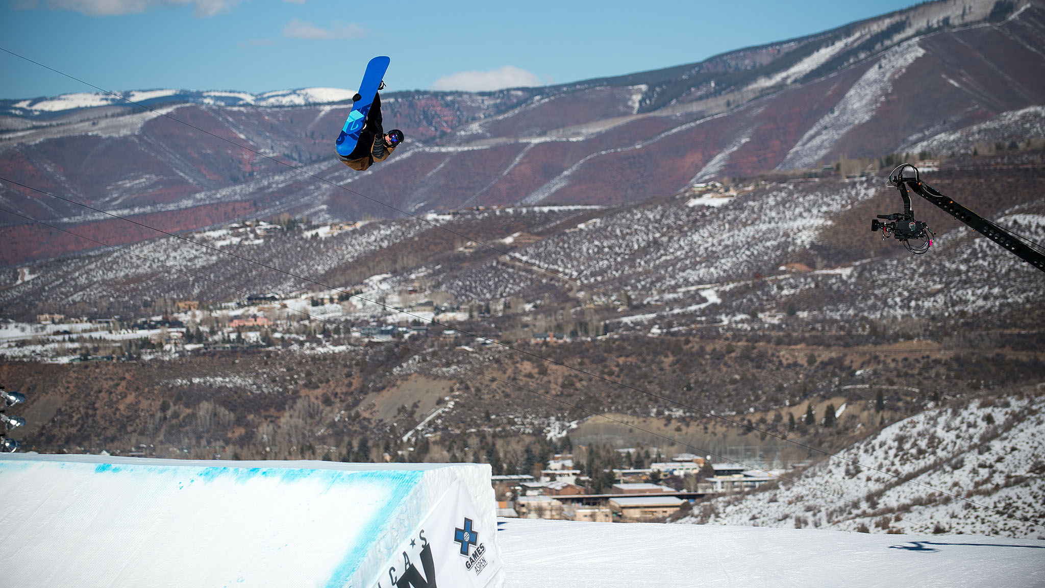Max Parrot won two gold medals in under 24 hours at X Games Aspen 2014.