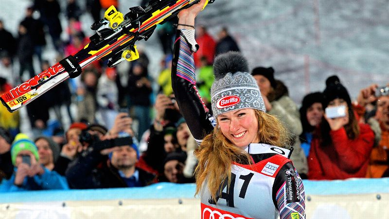 With no Lindsey Vonn, Mikaela Shiffrin has some big skis to fill on the slopes. And the 18-year-old seems immune to the pressure and up to the task. Not only is she the reigning world champion in the slalom, but she's also expected to push for a podium spot in the giant slalom as well. Sochi could be the start of a beautiful relationship between Shiffrin and American skiing fans. i(Photo by Getty Images)/i