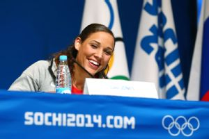 Lolo Jones will have a third chance at an Olympic medal in Sochi.