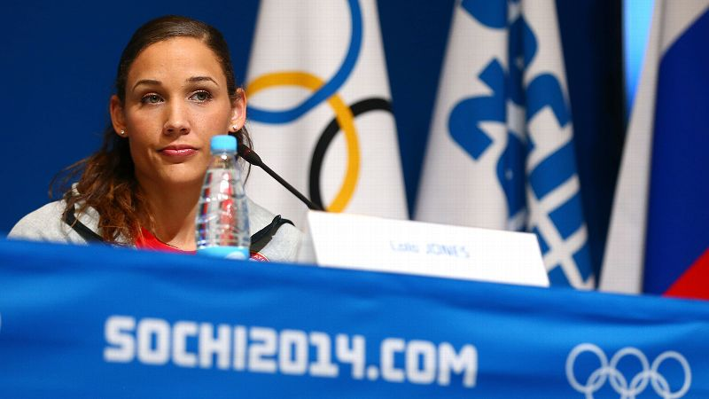 Lolo Jones' critics can sound like jealous middle schoolers, but then she often brings it on herself, Melissa Isaacson says.