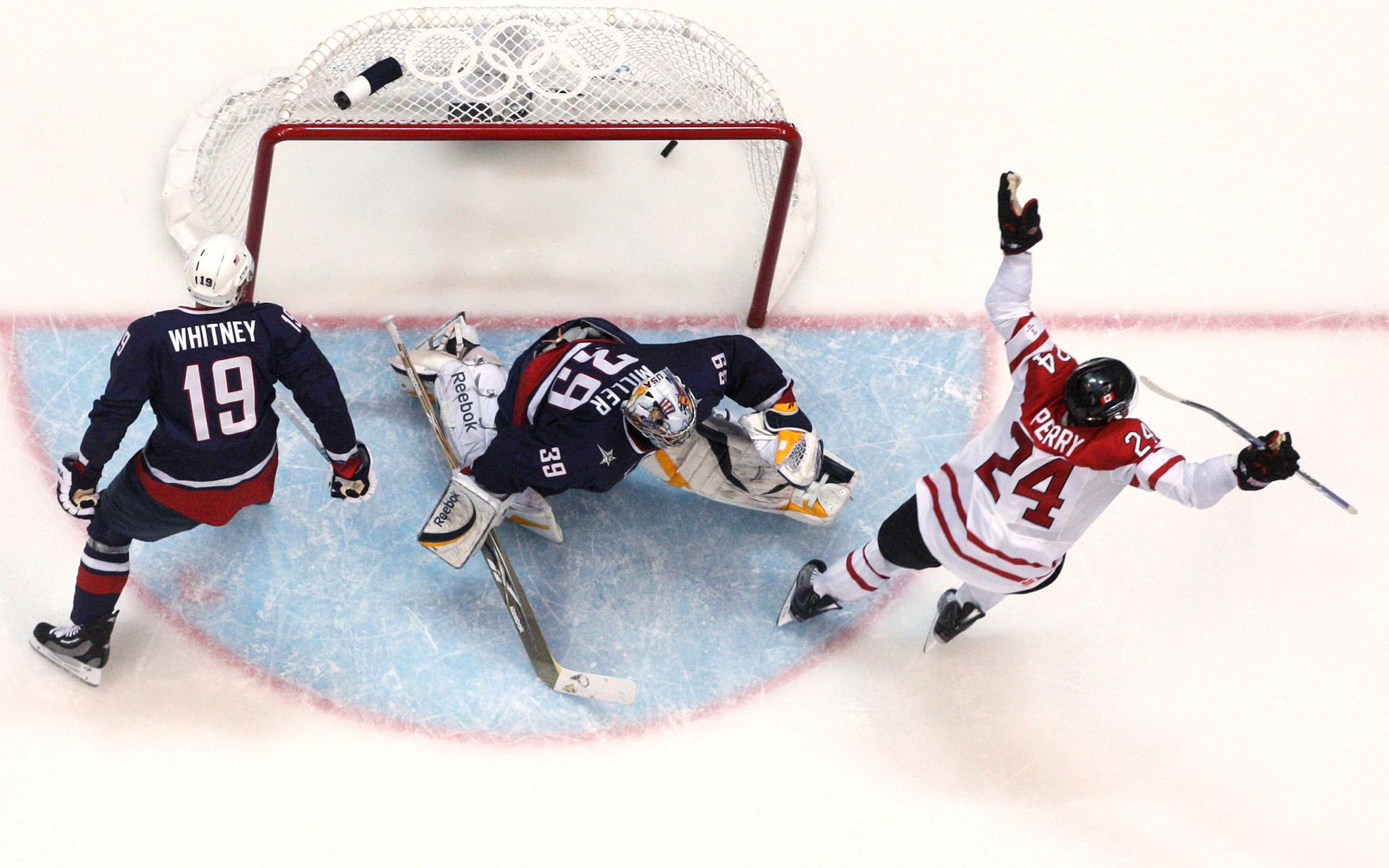 Canada Takes 2-0 Lead