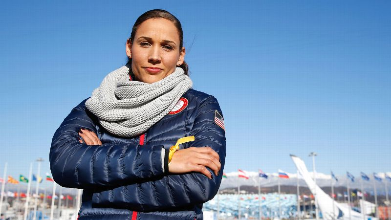 Loser: Lolo Jones | Bobsled