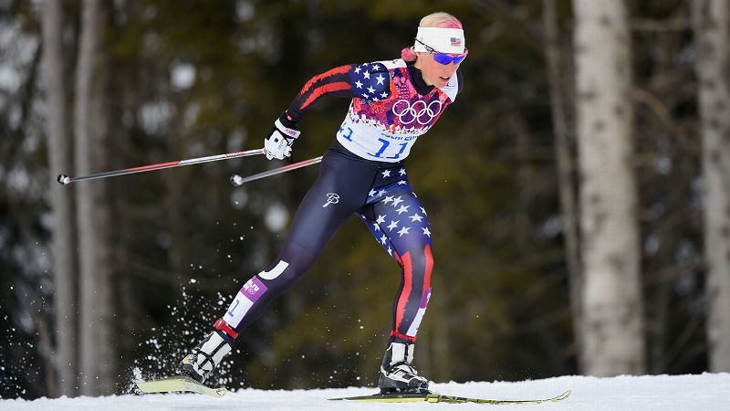 Kikkan Randall finished 18th in the final event ranking of Tuesday's cross-country sprint event.