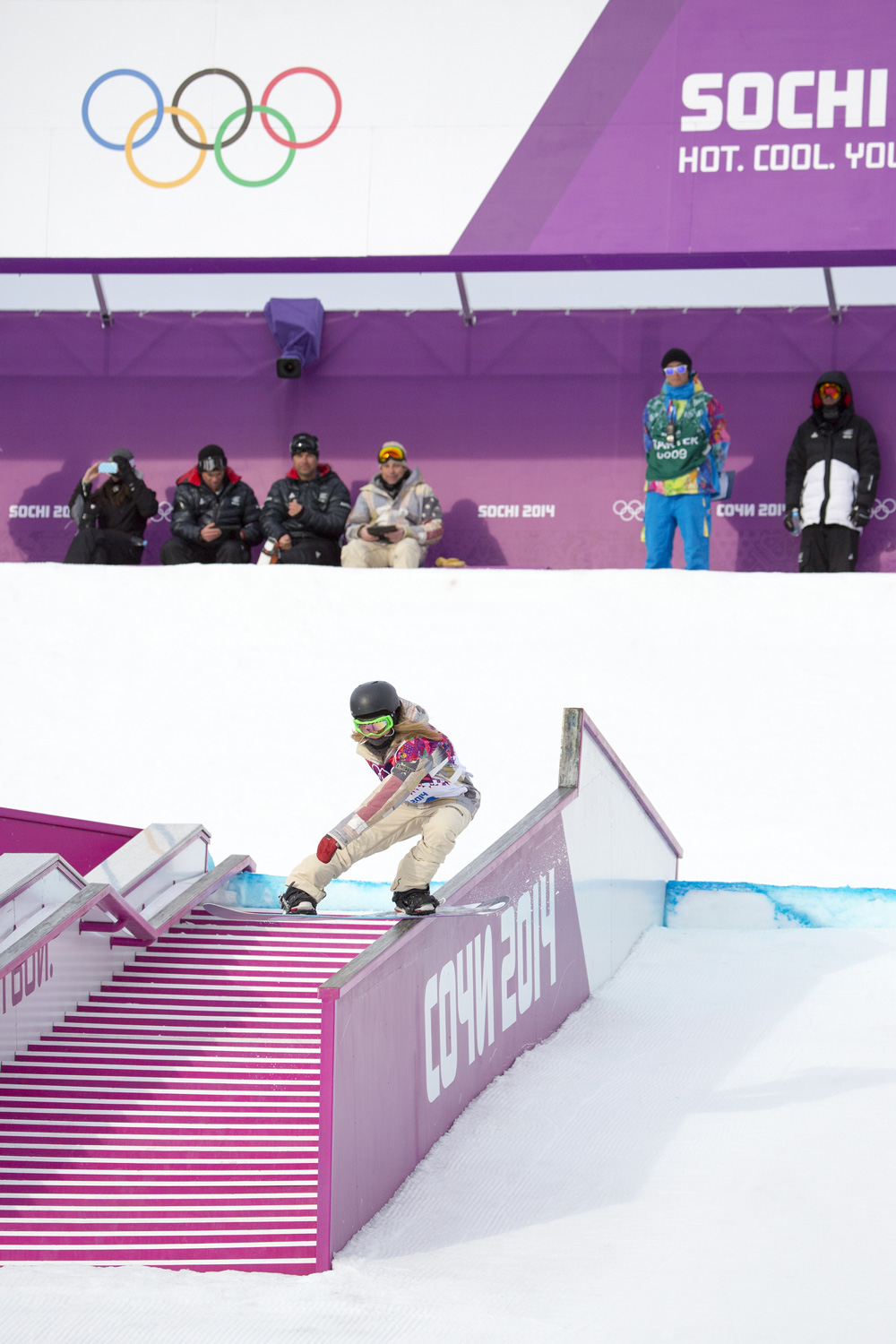 Jamie Anderson ~ Slopestyle gold