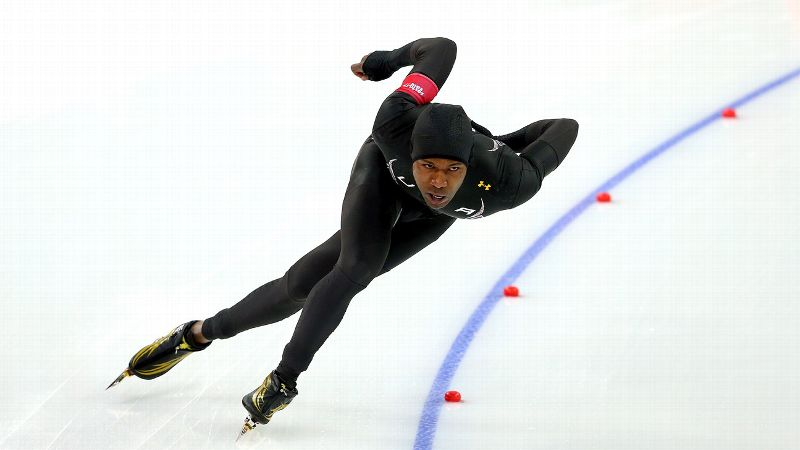 Davis came to Sochi looking for his third straight gold in the 1,000 meters. Not only did he fail to achieve that goal, but he finished in a shocking eighth place. As for his other events, Davis finished in 24th place in the 500 meters and 11th place in the 1,500 meters, an event in which he was the two-time defending silver medalist. In the team pursuit, his three-man squad was eliminated in the quarterfinals. Ultimately the only medal Davis took home was a chocolate one wrapped in gold paper, given to him by a fan. (Photo: Quinn Rooney/Getty Images)