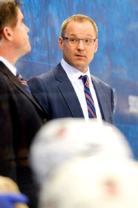 Dan Bylsma is understandably nervous heading into the biggest game of the preliminary round.