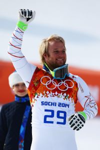 Andrew Weibrecht came back from four surgeries last year to reach the podium in Sochi.