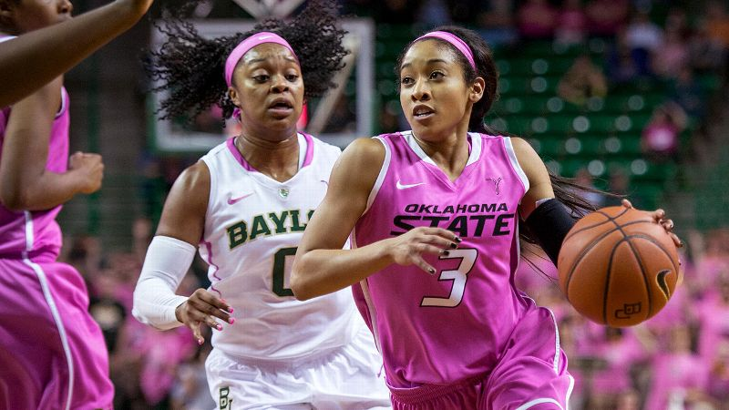 Bias has started all but one game for Oklahoma State since she joined the Cowgirls. Bias, who has played 40 minutes in all but three of her team's conference games this season, went through a run where she led her team in scoring in eight of 12 games, including a home win over Texas, a road win at Iowa State and an overtime loss to Baylor. -- iespnW's Michelle Smith/i