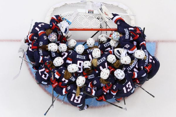 US Womens Hockey