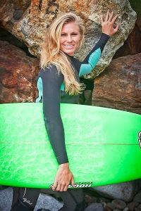 Any sport with a board comes easily for Ryann O'Toole.