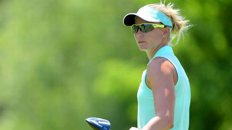 Ryann O'Toole didn't take up golf until age 12, but from that moment on, it was all she wanted to do.