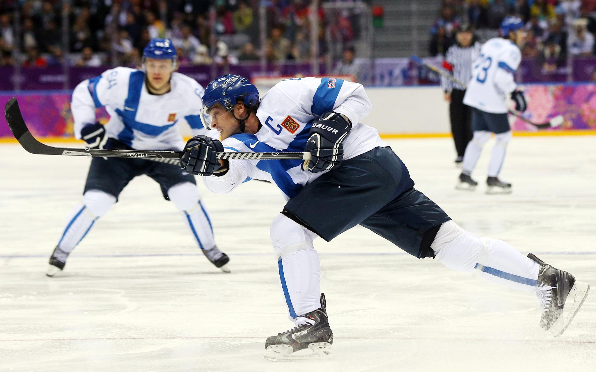 Men's Hockey - Bronze-Medal Game