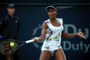Venus Williams says playing efficient tennis is what can keep her viable in today's game.