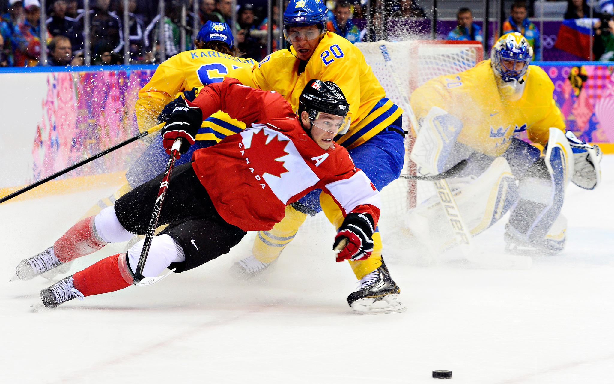 Lean And Mean