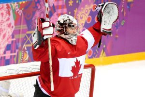 Carey Price was simply marvelous for Canada throughout the Sochi Olympics.