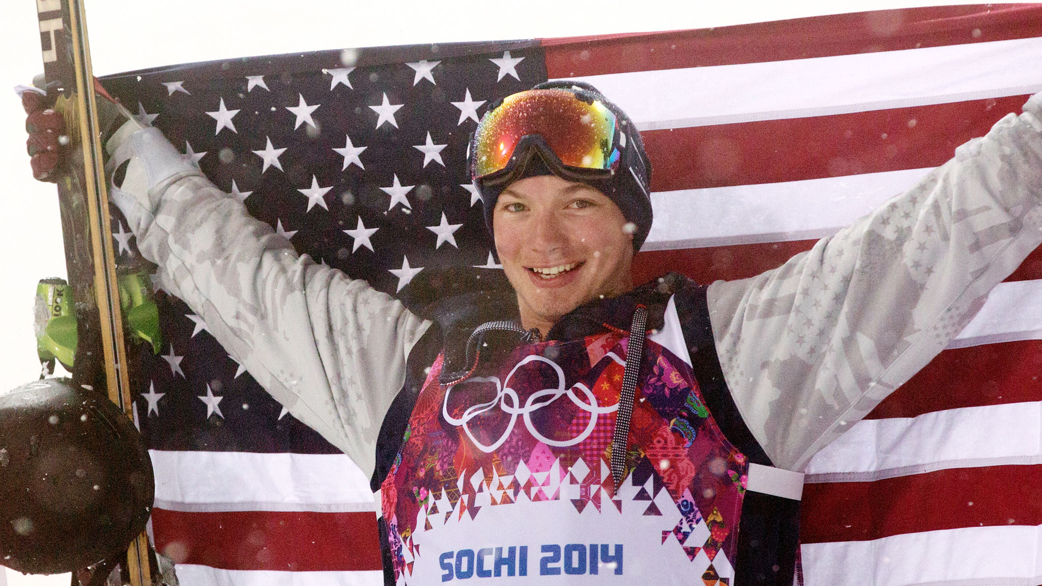 I can honestly say freeskiing has made me who I am, David Wise says.