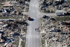 Three months after a EF4 tornado ripped through Central Illinois, approximately 120 Washington High students are still displaced from their homes.