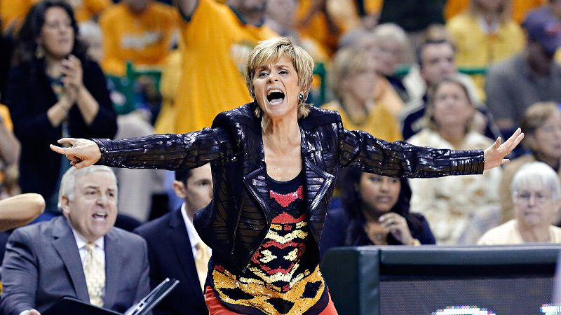 Having lost four starters and her top reserve, Mulkey remade Baylor into a team that plays very differently than it did the past few years. With less height and veteran savvy inside, she built this squad around point guard Odyssey Sims. And Mulkey, our unanimous pick, was able to get key performances from younger and less-experienced players. i-- Mechelle Voepel/i