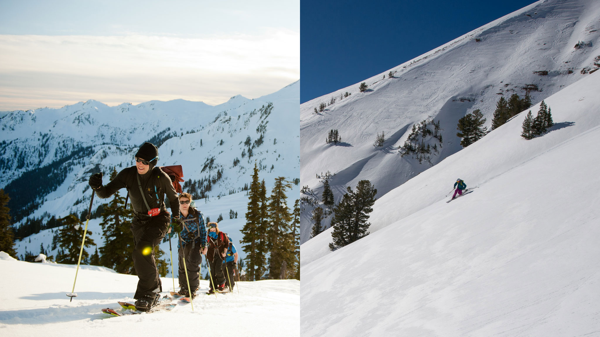 Safer Backcountry Conditions