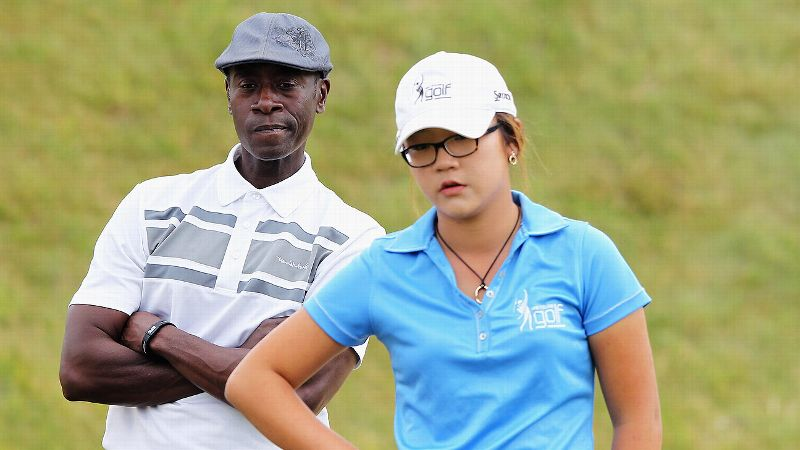 Don Cheadle has been a Lydia Ko fan since the two teamed up in a Pro-Am in 2012, even if none of her friends believe it actually happened.
