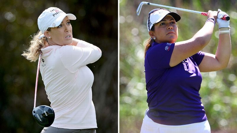 Cristie Kerr edged Lizette Salas for the fourth spot on the U.S. team based on Monday's world rankings, but come July who will be playing the best?