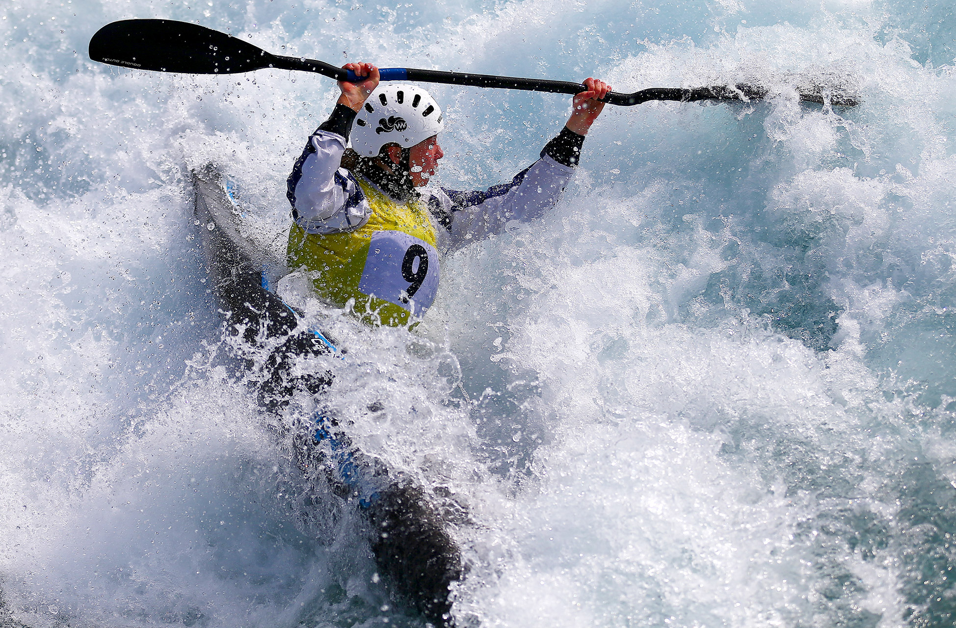 Canoe Slalom Selection Trials
