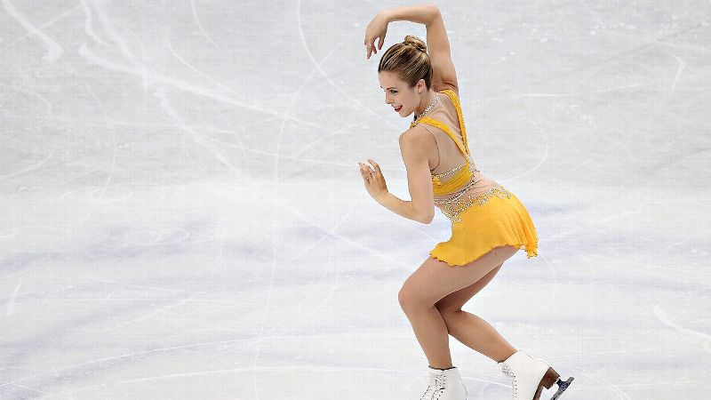 Ashley Wagner and the U.S. skaters earned three spots for skaters in three of four disciplines (men's, women's, ice dancing) for the 2015 worlds.