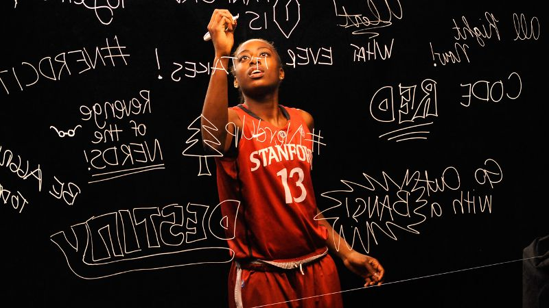 It's lacking fiddles and banjos, but Chiney Ogwumike and the Stanford Athletic Department's a href=https://www.youtube.com/watch?v=zimo4etmKMM target=new N-E-R-D-S (#NerdAnthem)/a is an actual song, so it's the obvious choice for this category. Yes, it's the only song we have to choose from, but the clever lyrics and celebrity cameos make it a winner in any case.